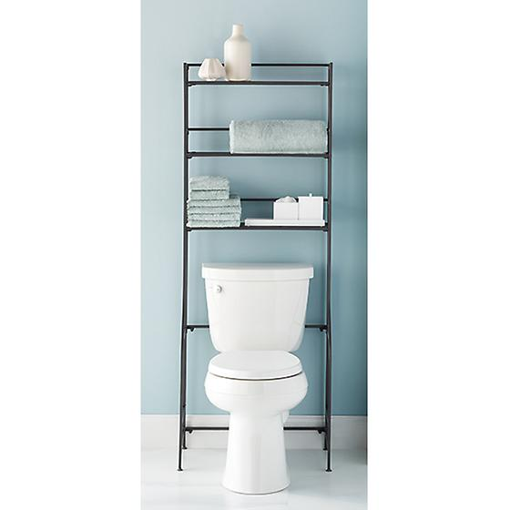 Iron Folding Bath Etagere