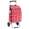 Poppy Square Shopping Cart
