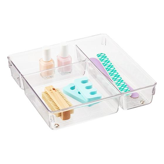 Linus 3-Section Drawer Organizer