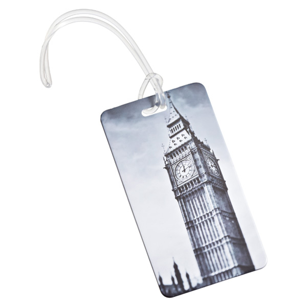 London Luggage Tags