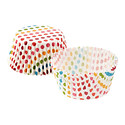 Dots Cupcake Liners