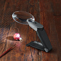 Hands-Free Lighted Magnifier
