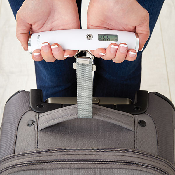 2-Handed Luggage Scale