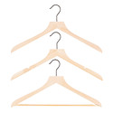Petite Basic Lotus Wood Hangers