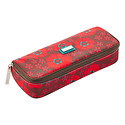 Lace Cosmetic Brush Case