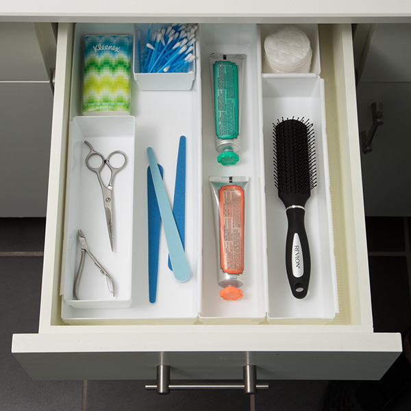 Interlocking Drawer Organizers