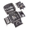 Black Moroccan in.bag Large Jewelry Organizer