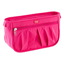 Pink Parasail Cosmetics Bag