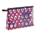 Rockin Moroccan Quart-Size Zippered Pouch