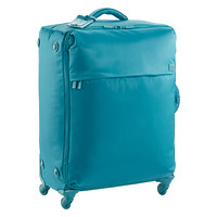 "Lipault Turquoise 28"" 4-Wheeled Paris Luggage"