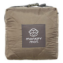 Monkey Mat Quilted Blanket