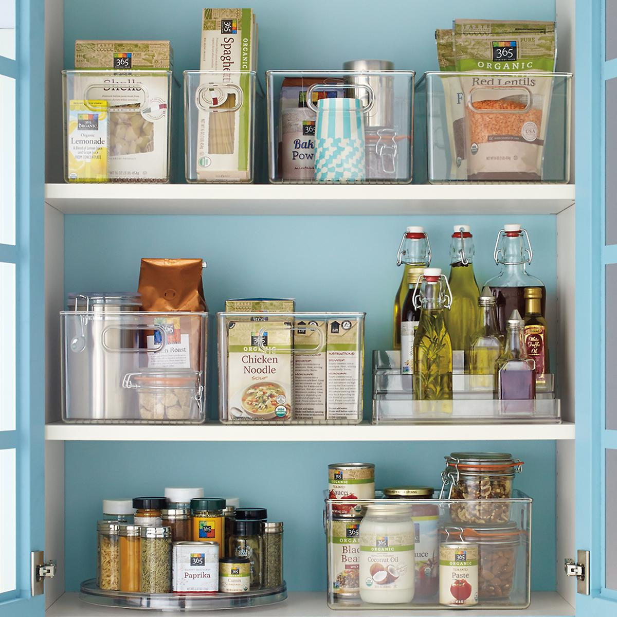 Kitchen Pantry Storage Solutions: The Container Store