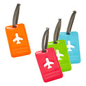 Luggage Tags by Happy Flight