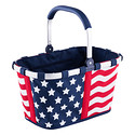Stars & Stripes Market Tote by reisenthel