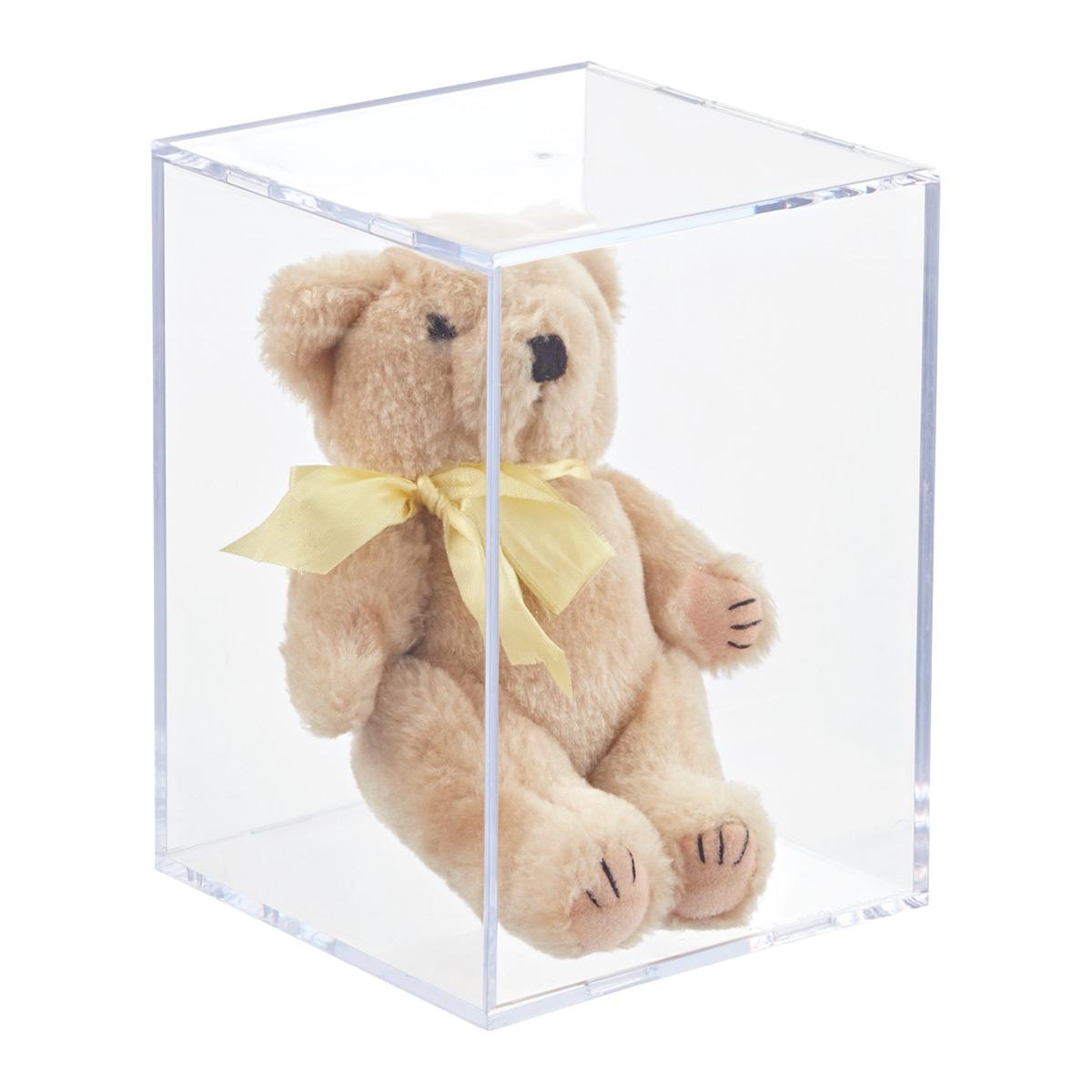 Plush Toy Display Cube