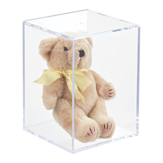 Plush Toy Display Cube
