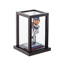 Wooden Bobble Head Display Case