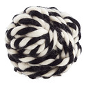 Black Wool Yarn
