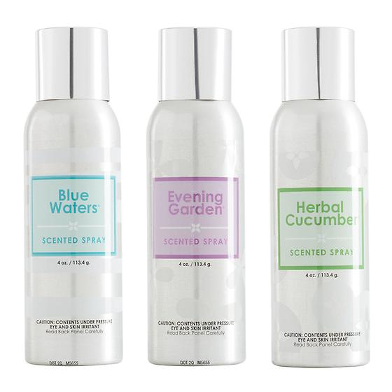 Scented Room & Closet Sprays