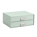 Bigso Mint Stockholm Paper Drawers