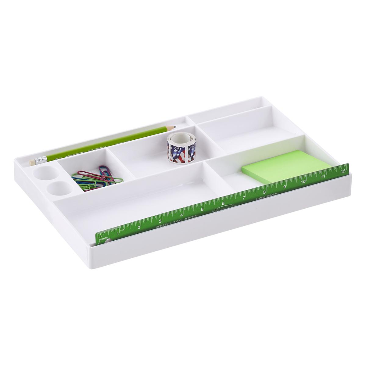 office drawer organizer tray the container store