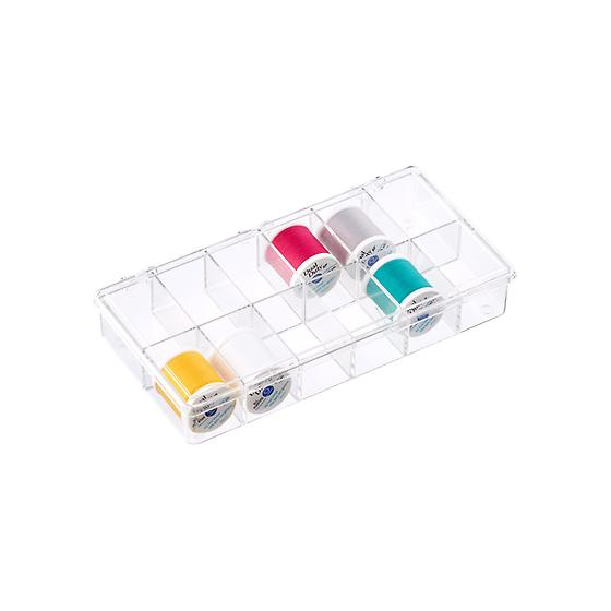 "8-1/4"" x 4-1/2"" Compartment Boxes"