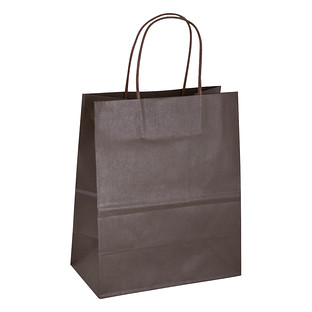 Chocolate Brown Gift Tote