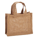 Small Jute Gift Tote