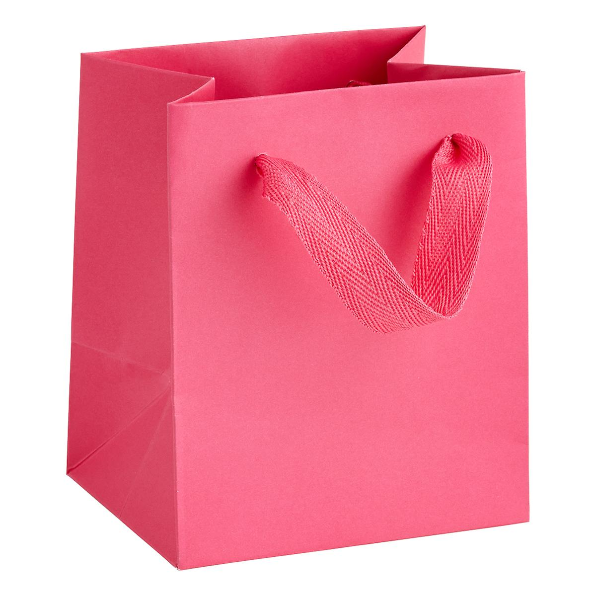 Mini Pink Manhattan Recycled Gift Tote