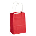 Small Red Gift Tote