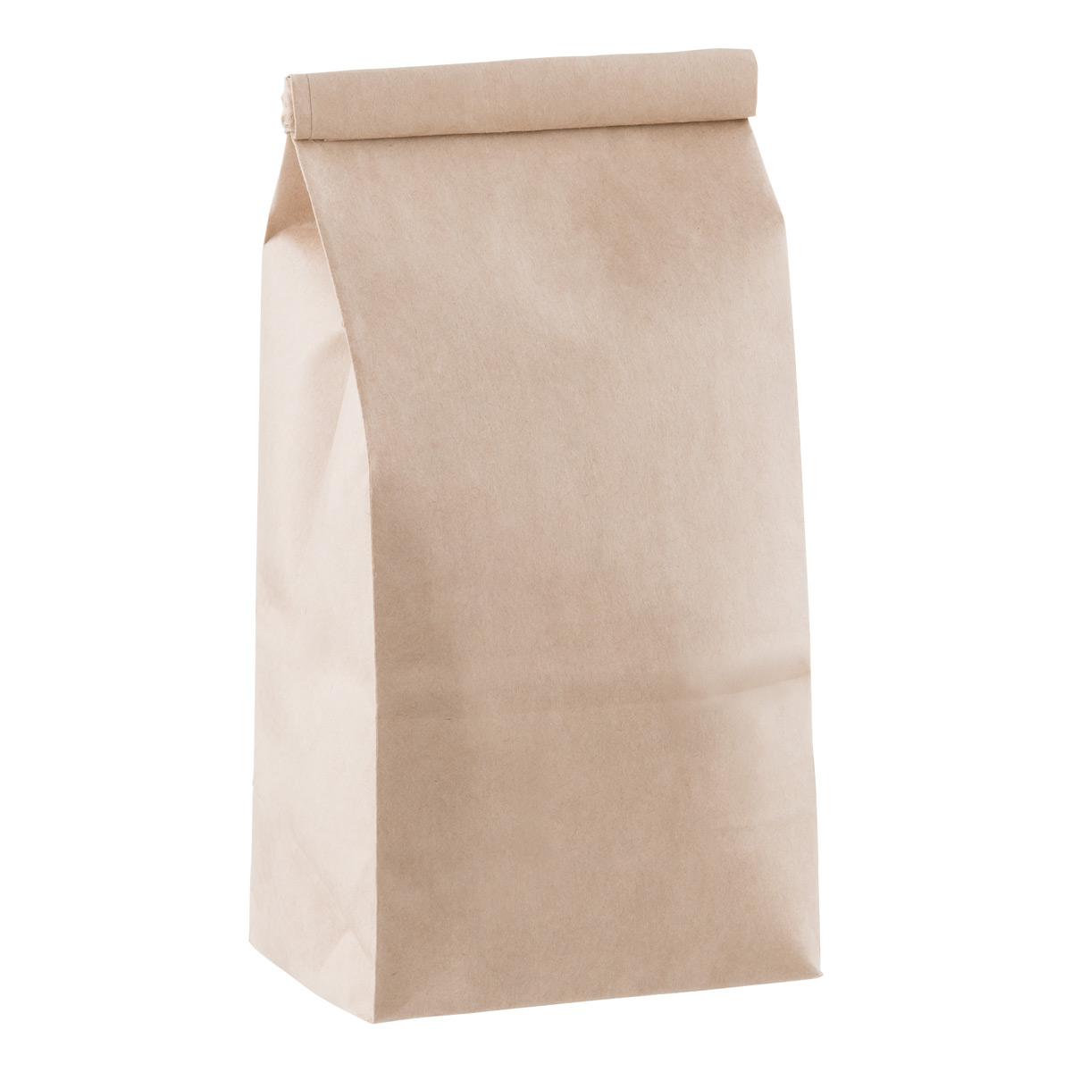 1/2 lb. Kraft Coffee Bag
