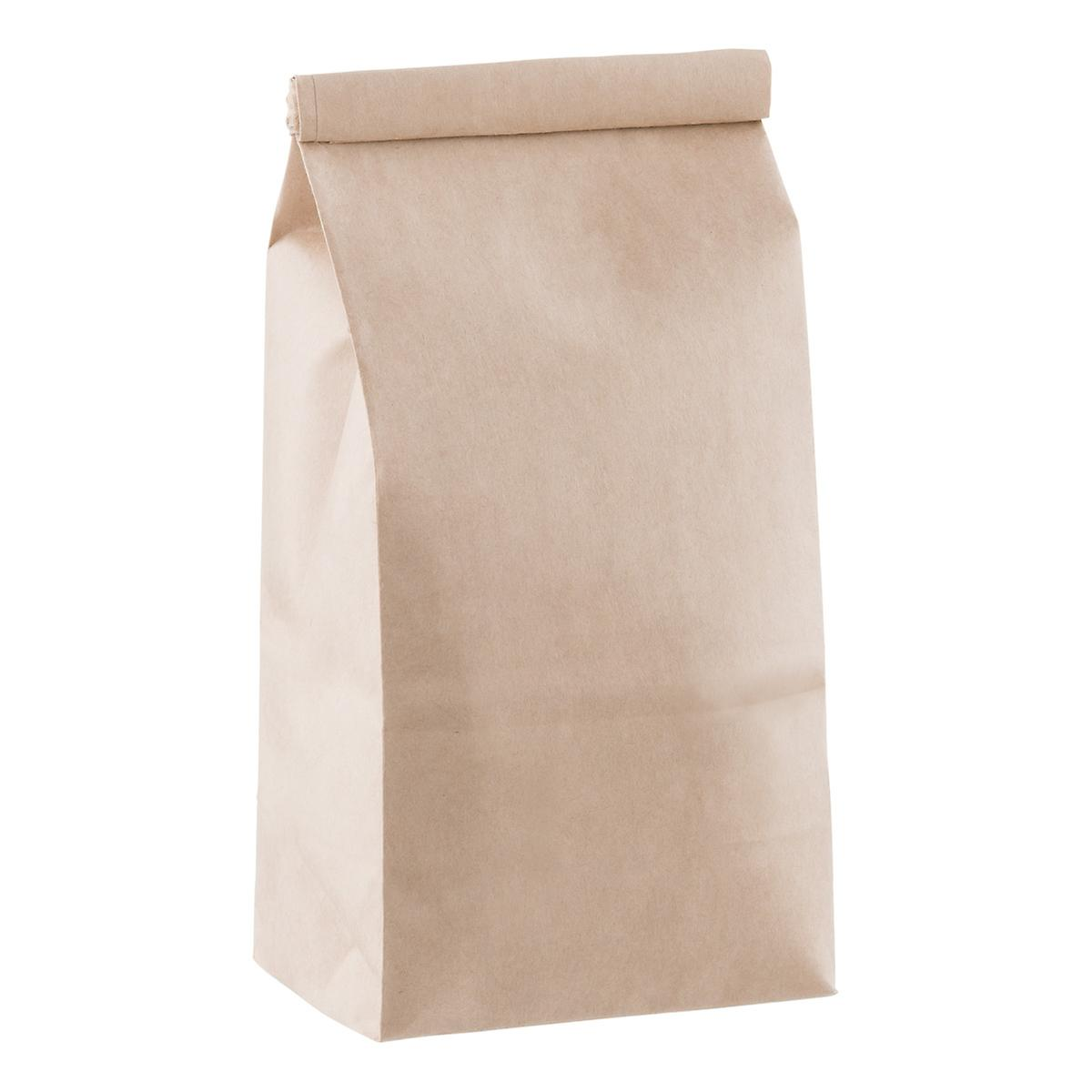 1/2 lb. Kraft Coffee Bag | The Container Store