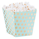 Mint & Gold Treat Boxes