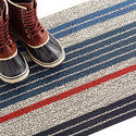 Chilewich Montauk Multi Stripe Mat