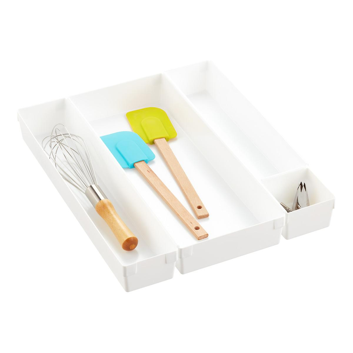 Interlocking Drawer Organizer