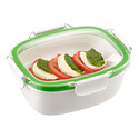 Round On-the-Go Lunch Container