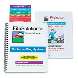 FileSolutions® Home Filing System™