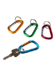 CarryBiner&trade; Key Ring