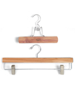Cedar Trouser Clamp & Skirt Hanger