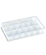 18-Compartment Box Clear
