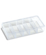 5-Compartment Box Clear