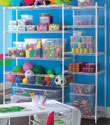 InterMetro&reg; Playroom Shelving