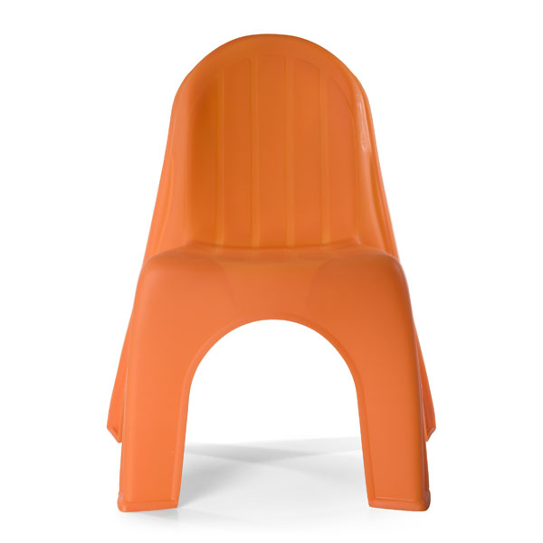 Kid's Chair Orange