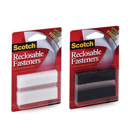 Scotch Reclosable Fasteners