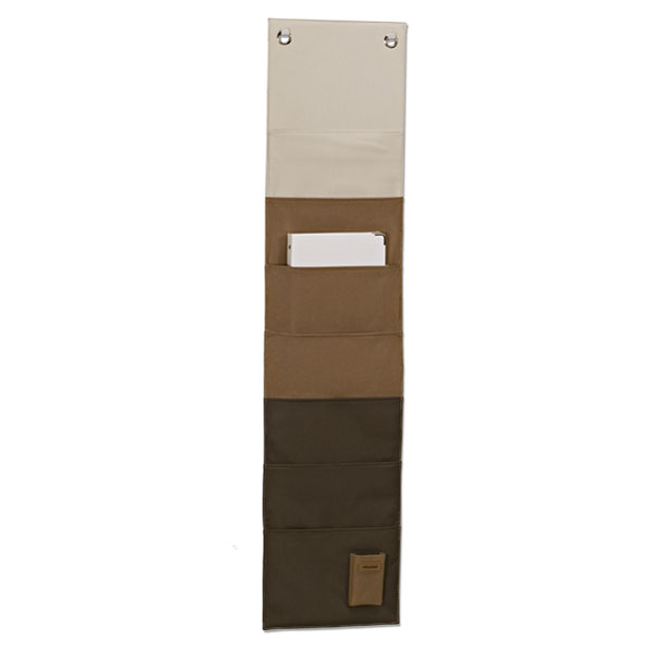 reisenthel Fabric Magazine Organizer Brown/Mocha