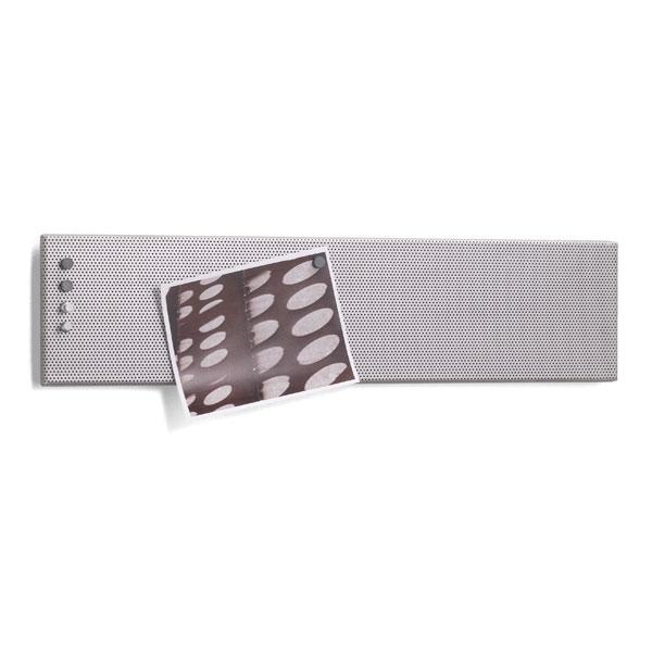 Umbra Magnetic Bulletboard Strip Steel