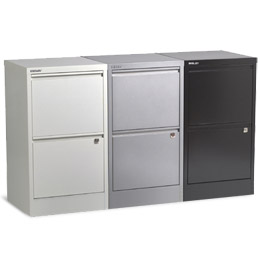How to remove the drawers from a Teknion File cabinet?