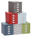Bisley&reg; 5-Drawer Cabinet