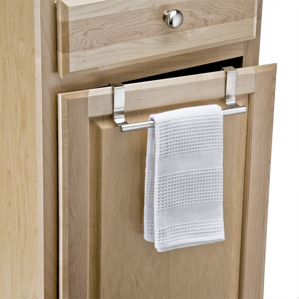 forma overcabinet towel bar the container store