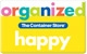 Organized Happy Gift Card